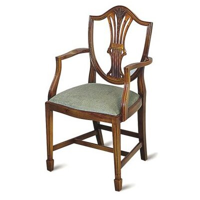 Prestington Tarporley Solid Wood Upholstered Dining Chair