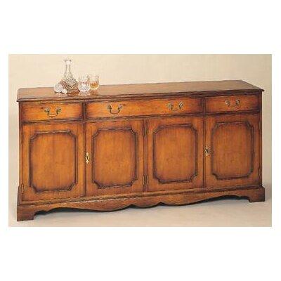 Prestington Tarporley 4 Door 3 Drawer Sideboard