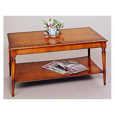 Prestington Tarporley Coffee Table with Magazine Rack