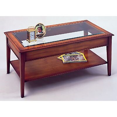 Prestington Tarporley Coffee Table with Magazine Rack