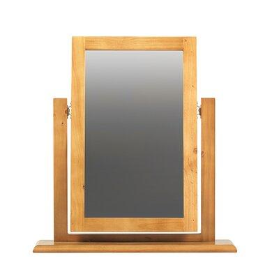 Prestington Chunky Rectangular Dressing Table Mirror