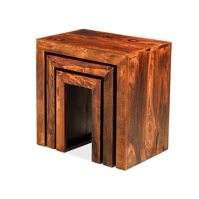 Prestington Cuba 3 Piece Nesting Tables