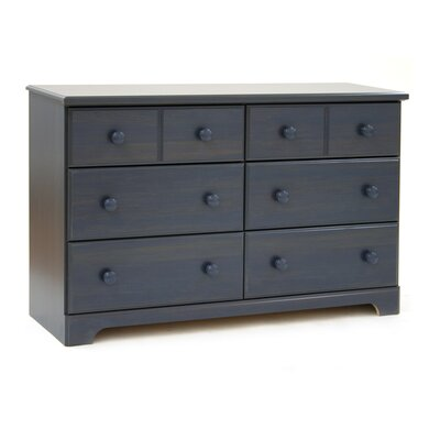 Prestington Brentwood Breeze 6 Drawer Chest of Drawers