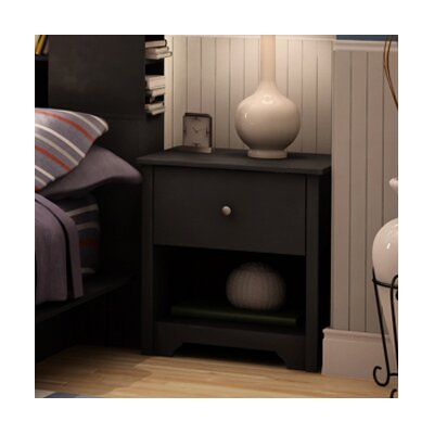 Prestington Grandview 1 Drawer Bedside Table