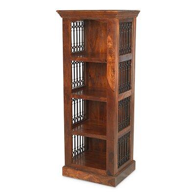 Prestington Jali 145cm Standard Bookcase