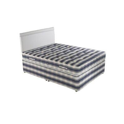 Prestington Jonah Ortho Calla Reflex Foam Divan Bed