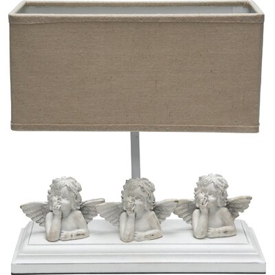 Château Chic Fior 28cm Table Lamp