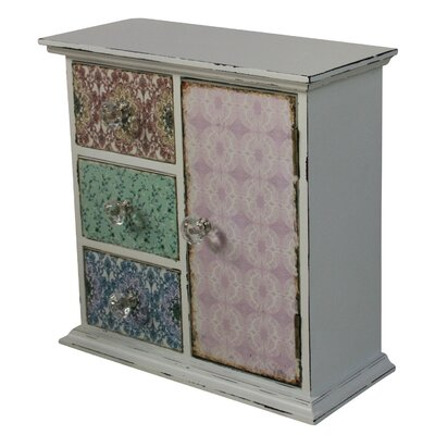 Château Chic Paisley Chest of Drawers