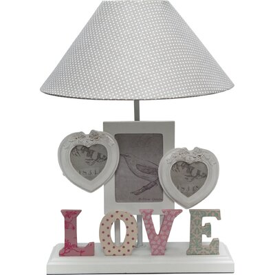 Château Chic Love 44cm Table Lamp