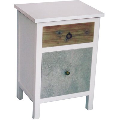 ChâteauChic Vintage 2 Drawer Side Table