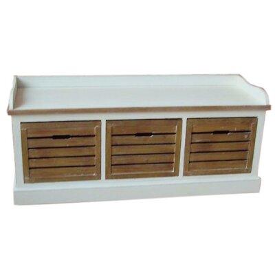 ChâteauChic Storage Bench