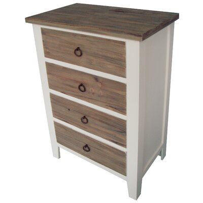 Château Chic Provence Chest of Drawers