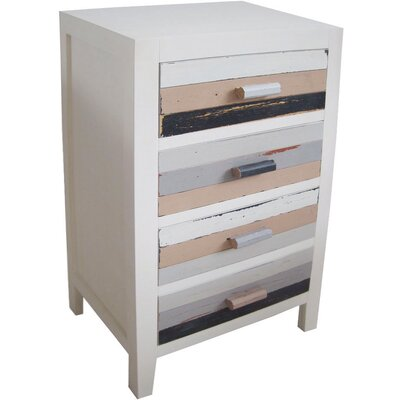 ChâteauChic Vintage Chest of Drawers