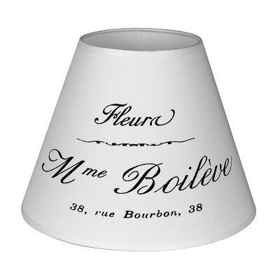 ChâteauChic 25cm Chérie Cotton Empire Lamp Shade