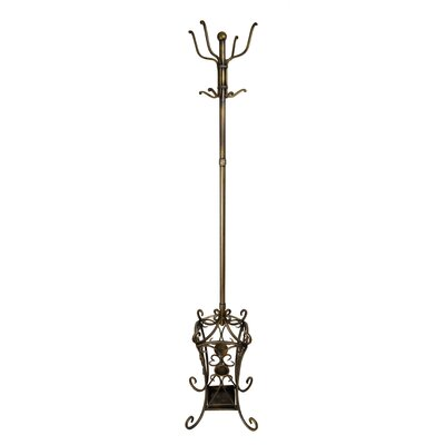 ChâteauChic Energicus Coat Rack with Umbrella Stand