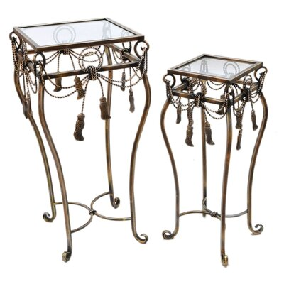 ChâteauChic 2 Piece Side Tables