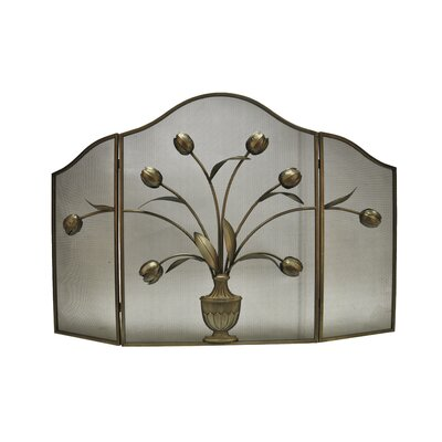 ChâteauChic Energicus Steel Fireplace Cover