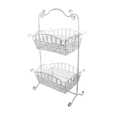 ChâteauChic Energicus Basket with Pull-out Bins
