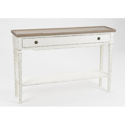 Château Chic Turin Console Table