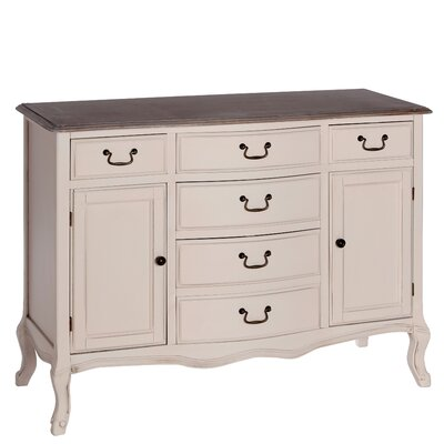 Château Chic Il Amore 2 Door 6 Drawer Chest of Drawers