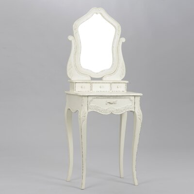 ChâteauChic Como Vanity with Mirror