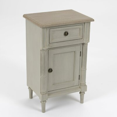 ChâteauChic Venice 1 Drawer Bedside Table