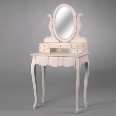 Château Chic Bari Vanity with Mirror