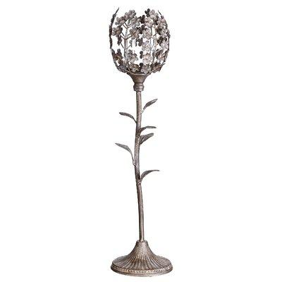 ChâteauChic Metal Candlestick