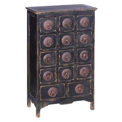 Château Chic Orianicus 7 Drawer Chest