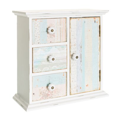 Château Chic Kindly Kindle 3 Drawer Chest