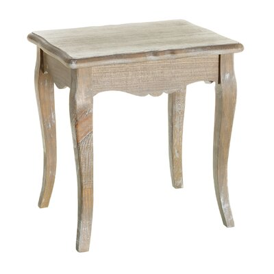 Château Chic Commodore End Table