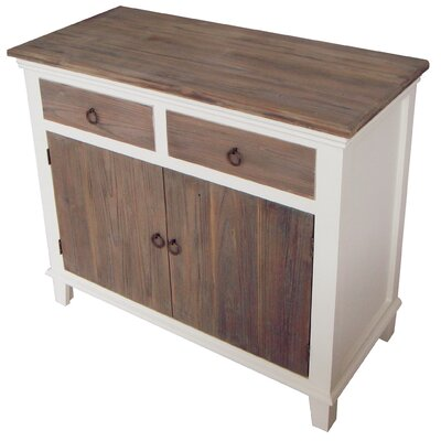 ChâteauChic Provence 2 Door 2 Drawer Sideboard