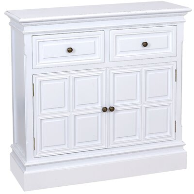 ChâteauChic Meridian 2 Door 2 Drawer Chest of Drawers