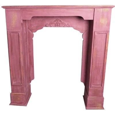 ChâteauChic Fireplace Mantel
