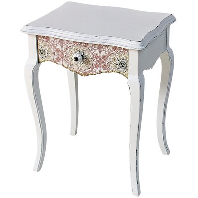 ChâteauChic Paisley Side Table