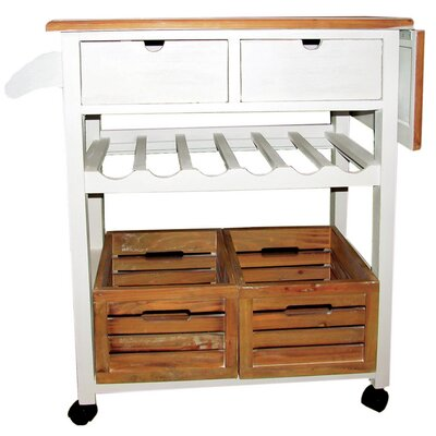 ChâteauChic Provence Kitchen Trolley