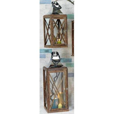 ChâteauChic Grenoble 2-Piece Lantern Set