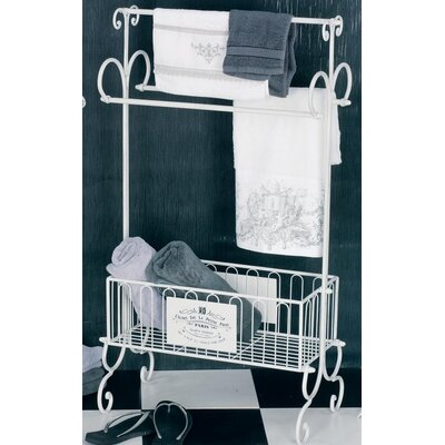 Château Chic Rennes Freestanding Hand Towel Holder