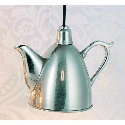 ChâteauChic Tea-Pot 1 Light Pendant