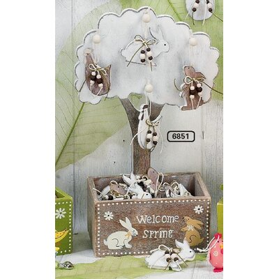 Château Chic 19 Piece Easter Tree Display Set