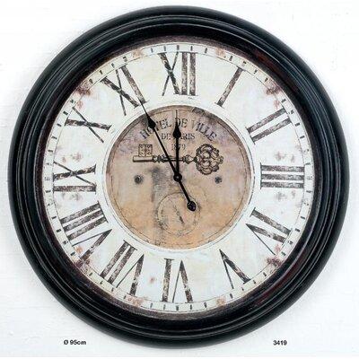 ChâteauChic Château XXL 85cm Analogue Wall Clock