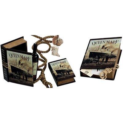 ChâteauChic Marie-Anne Book Chest Set