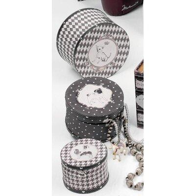 ChâteauChic Dogs Jewellery Box Set