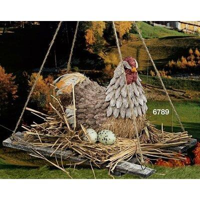ChâteauChic Renaud Nesting Hen Figurine