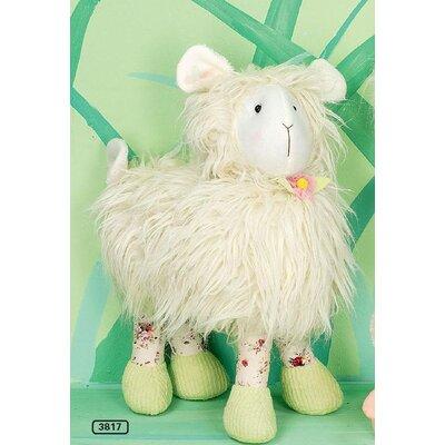 ChâteauChic Flower Sheep Figurine
