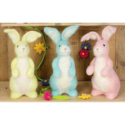 ChâteauChic 3 Piece Trio Rabbit Figurine Set