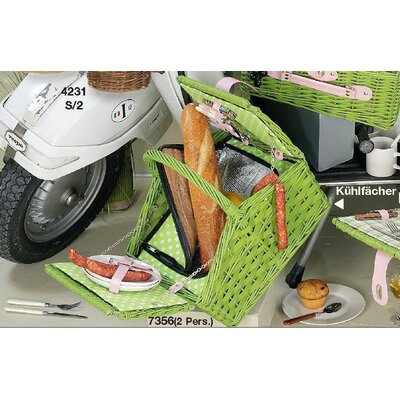 ChâteauChic Walther Picnic Basket Set