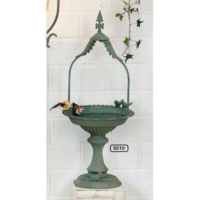 ChâteauChic Thibault Bird Bath