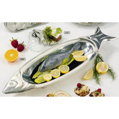 Château Chic Fish Serving Board