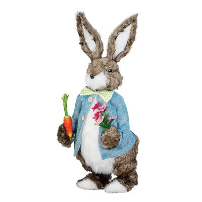Château Chic Easter Greetings Mr Rabbit Figurine